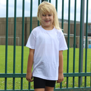 Brindley Heath Academy White P.E T-shirt